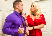 Alura Jenson & Johnny Castle in My Friends Hot Mom - Sex Position 1