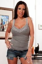 Amy Fisher  - Centerfold