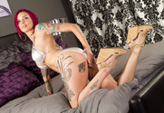 Anna Bell Peaks  & Chad White in My Friends Hot Mom - Sex Position 1