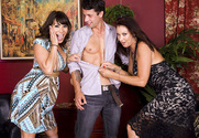 Ava Devine, Vanessa Videl & Alan Stafford in My Friend's Hot Mom - Sex Position 1