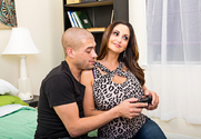 Ava Addams & Xander Corvus in My Friend's Hot Mom story pic