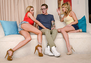 Briana Banks & Jessa Rhodes & Buddy Hollywood in My Friend's Hot Mom
