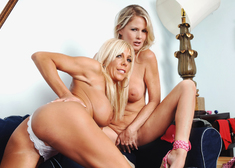 Misty Vonage, Bridgett Lee & Johnny Sins in My Friends Hot Mom - Centerfold