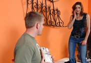 Christina Noir & Jack Venice in My Friends Hot Mom - Sex Position 1