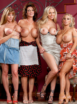 Darla Crane, Deauxma, Holly Halston & Julia Ann Porn Videos