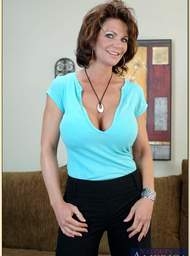 Deauxma & Johnny Sins in My Friends Hot Mom - Centerfold