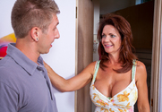 Deauxma & Danny Wylde in My Friends Hot Mom - Sex Position 1