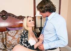 Julia Ann & Tyler Nixon in My Friends Hot Mom - Centerfold