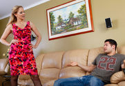 Julia Ann & Giovanni Francesco in My Friends Hot Mom - Sex Position 1