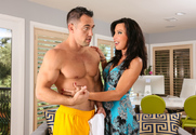 Lezley Zen & Johnny Castle in My Friend's Hot Mom