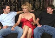 & Mia Ivanova in My Friends Hot Mom - Sex Position 1