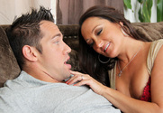Michelle Lay & Johnny Castle in My Friends Hot Mom - Sex Position 1
