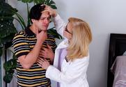 Nina Hartley & Anthony Rosano in My Friend's Hot Mom