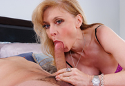 Nina Hartley & Anthony Rosano in My Friend's Hot Mom sex pic