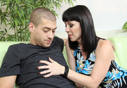 Rayveness & Xander Corvus in My Friends Hot Mom - Sex Position 1