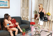 Rachel Roxxx, Sofia Soleil & Marcos Leon in My Friends Hot Mom - Sex Position 1