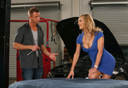 Tanya Tate & Bill Bailey in My Friend's Hot Mom - Sex Position 1