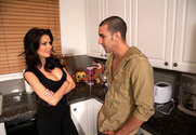 Veronica Avluv & Marco Rivera in My Friends Hot Mom - Sex Position 1