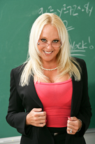 Alexis Golden starring in Teacherporn videos with Ass smacking and Ball licking
