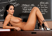Ava Addams & Seth Gamble in My First Sex Teacher - Sex Position 2