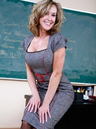 Brandi Love & Chris Johnson in My First Sex Teacher - Centerfold