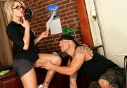 Brooke Haven & Derrick Pierce in My First Sex Teacher - Sex Position 1