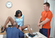 Carmen Hayes & Justin Syder in My First Sex Teacher - Sex Position 1