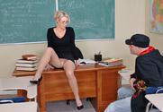 Carolyn Reese & Derrick Pierce in My First Sex Teacher