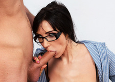 Diana Prince & Danny Wylde in My First Sex Teacher - Centerfold
