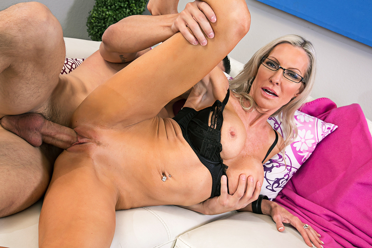 Emma Starr & Bambino in My First Sex Teacher
