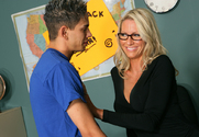 Emma Starr & Zane in My First Sex Teacher - Sex Position 1