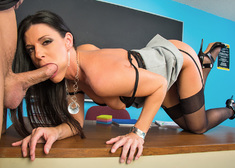 India Summer & Bill Bailey in My First Sex Teacher - Centerfold
