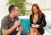 Janet Mason & Daniel Hunter in My First Sex Teacher - Sex Position 1