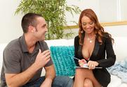 Janet Mason & Daniel Hunter in My First Sex Teacher - Sex Position 1