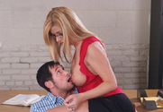 Lexi Lamour & Joey Brass in My First Sex Teacher