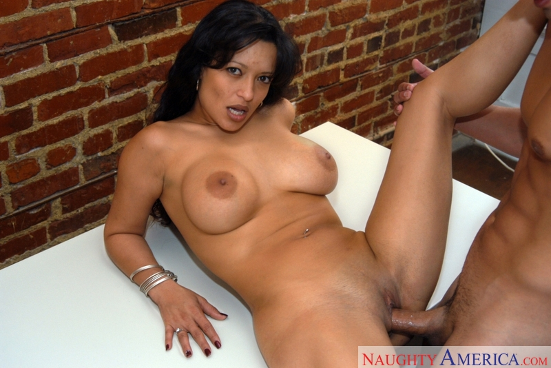 Teacher Black Hair Nude