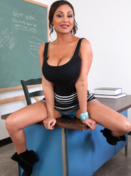 Priya Anjali Rai & Chris Johnson in My First Sex Teacher - Centerfold