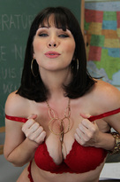 Rayveness starring in Teacherporn videos with Ball licking and Big Ass