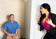 Romi Rain & Jessy Jones  in My First Sex Teacher - Sex Position 1