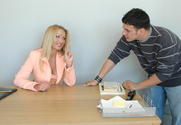 Diana Doll & Anthony Rosano in My First Sex Teacher - Sex Position 1