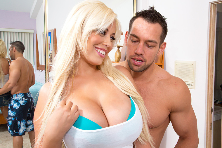 Bridgette b and johnny castle