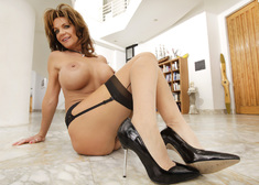 Deauxma & Danny Wylde in My Girlfriend's Busty Friend - Centerfold