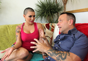 Eva Angelina & Kurt Lockwood in My Girlfriend's Busty Friend - Sex Position 1