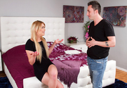 Abby Paradise & Ike Diezel in My Sisters Hot Friend - Sex Position 1