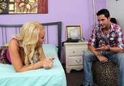Alexis Monroe & Kris Slater in My Sisters Hot Friend - Sex Position 1