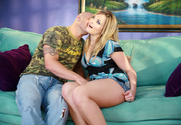 Alexis Texas & Derrick Pierce in My Sisters Hot Friend - Sex Position 1