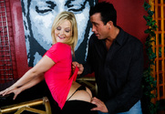 Alexis Texas & Billy Glide in My Sister's Hot Friend story pic