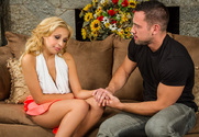 Carmen Caliente & Johnny Castle in My Sisters Hot Friend - Sex Position 1