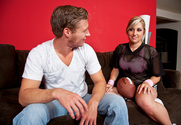 Dayna Vendetta & Michael Vegas in My Sister's Hot Friend story pic