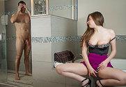 Elektra Rose & Preston Parker in My Sisters Hot Friend - Sex Position 1
